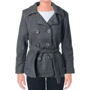 "YMI ""wool"" pea coat *Juniors*"